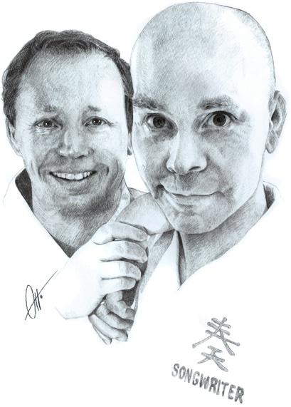 Jan Sparby & Johan Wåhlander